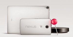 Nexus-google lollipop