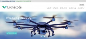 dronecode drones linux