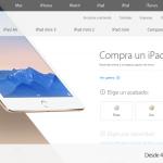 El iPad Air 2 en España desde 489 euros y el Mini 3 desde 389