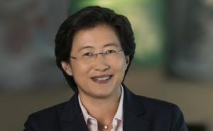Lisa Su lleva en AMD en 2011. Anteriormente trabajó en Lenovo.