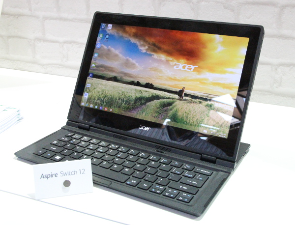 Acer Aspire Switch 12  a