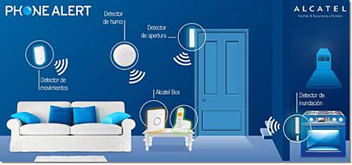 Alcatel Home Phone Alert