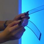 Kyocera Proteus: la nueva idea de un teléfono ultraflexible