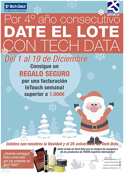 Date el Lote, Tech Data