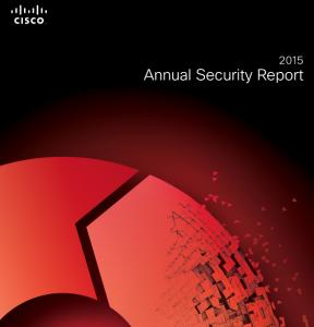 Informe Anual de Seguridad de Cisco