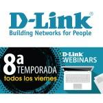 D-Link estrena su octava temporada de webinars
