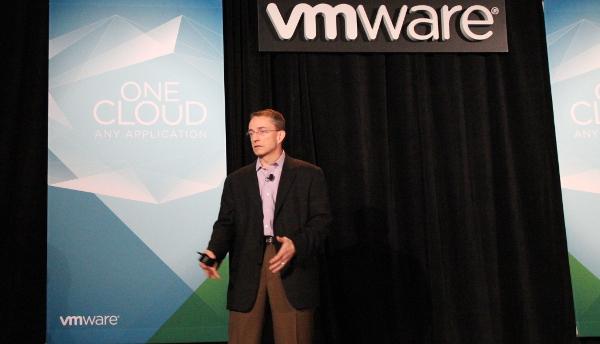 Pat Gelsinger, VMware one cloud