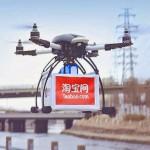 Alibaba prueba drones para enviar pedidos