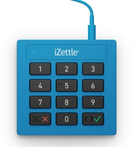iZettle Card Reader Lite a