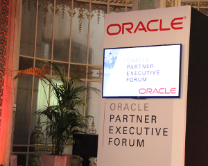 Oracle Partner Executive Forum vtcl