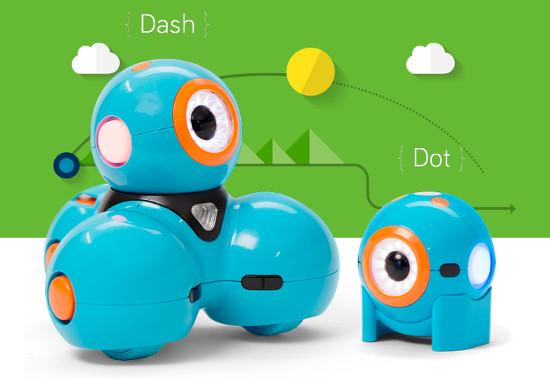 Dash y Dot grande