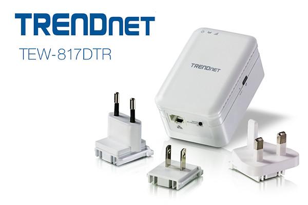 TRENDnet TEW-817DTR