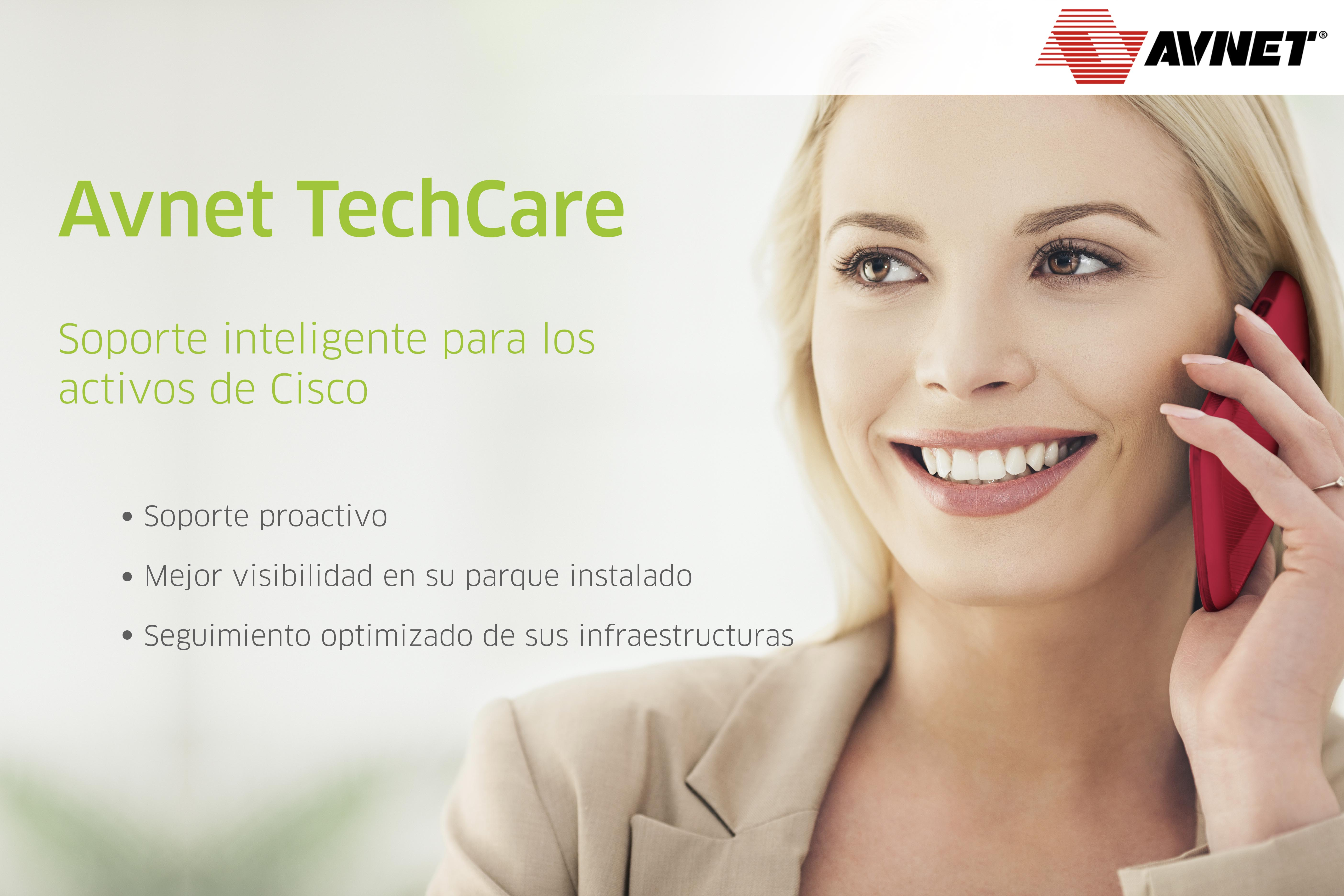 Avnet_TechCare_Cisco