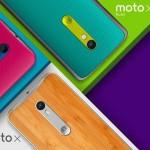 Motorola vuelve al terreno de juego con tres nuevos Moto