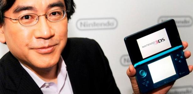 Satoru Iwata, Nintendo