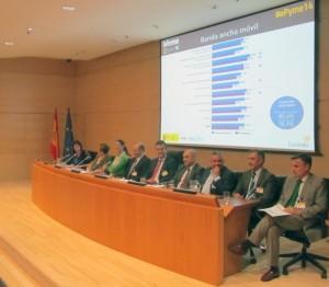 Presentación del informe en España