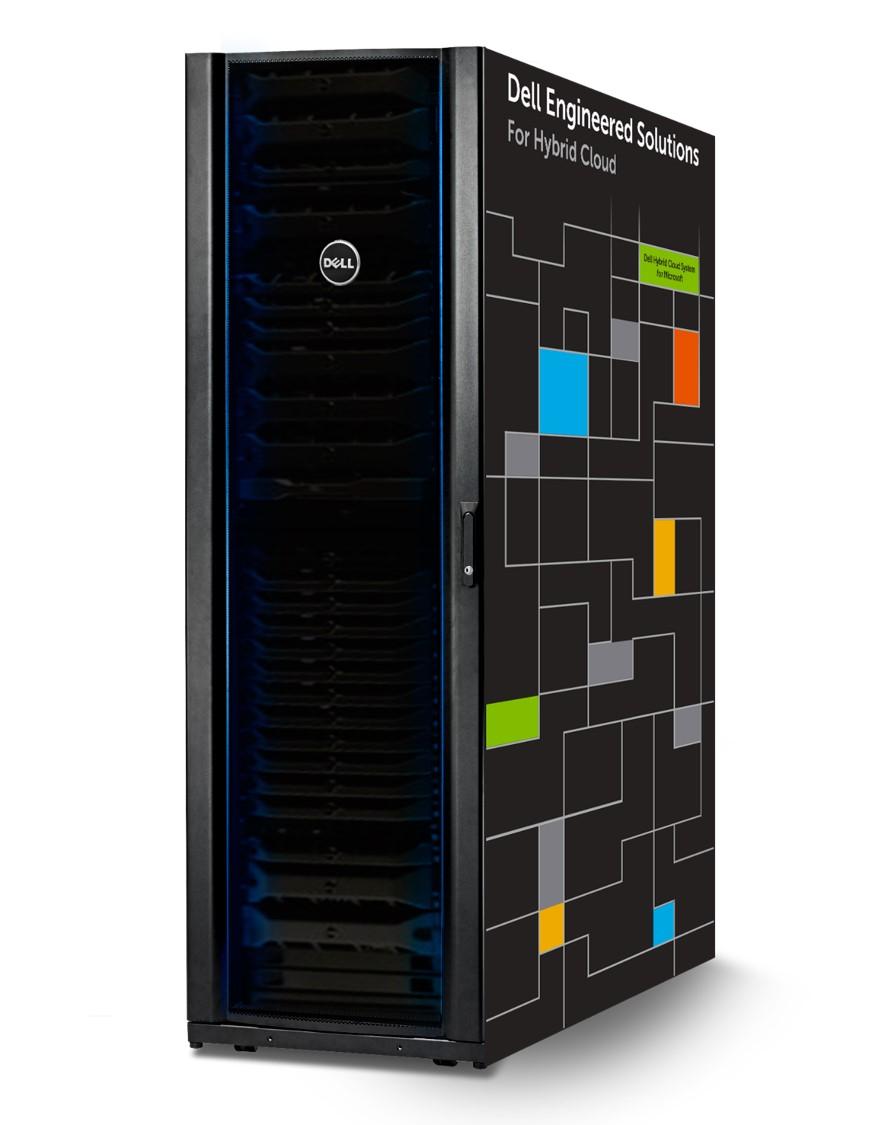 Dell Hybrid Cloud System para Microsoft