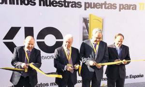 Imagen de la inauguración del Center Tier IV de KIO, que ahora ofrecerá servicios a todo el Levante y no sólo a Murcia