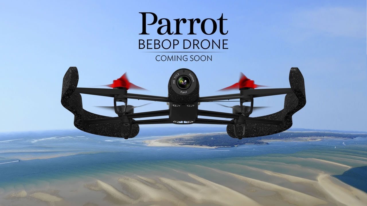 parrot drones