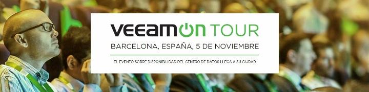 veeamon tour