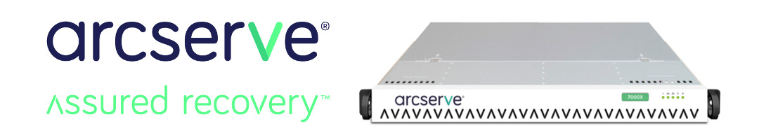 Arcserve Unified Data Protection (UDP) 7000 Appliance