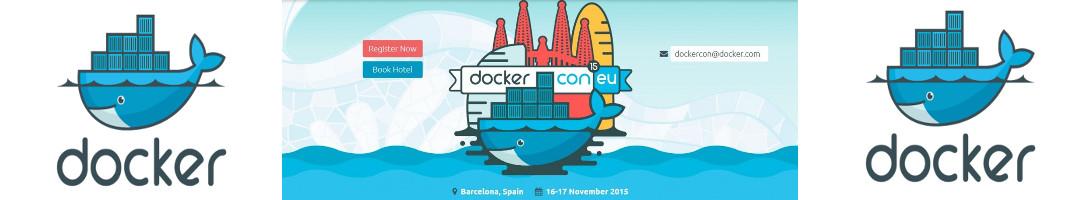 DockerCon Europe 2015