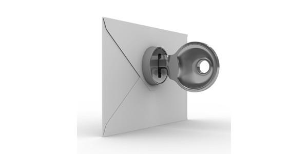 Cifrado de email