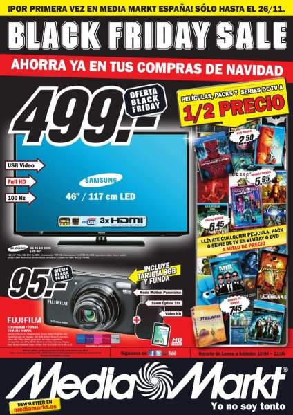 Actualidad el enga o de los precios del black friday de for Media markt fotos precios
