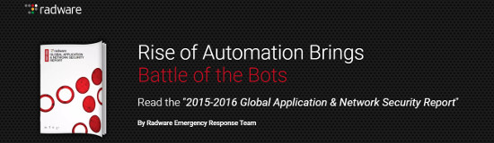 Battle of the Bots, Radware