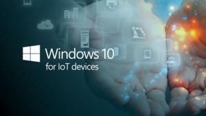 windows 10 internet de las cosas