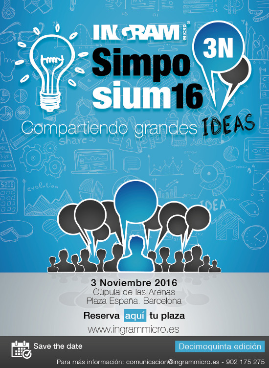 Ingram Micro Simposium 2016