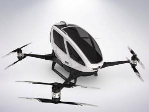 ehang-184 dron pasajero
