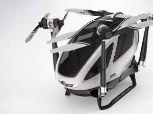 ehang 184 dron pasajero