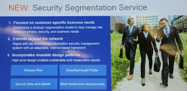 Cisco Security Segmentation Service