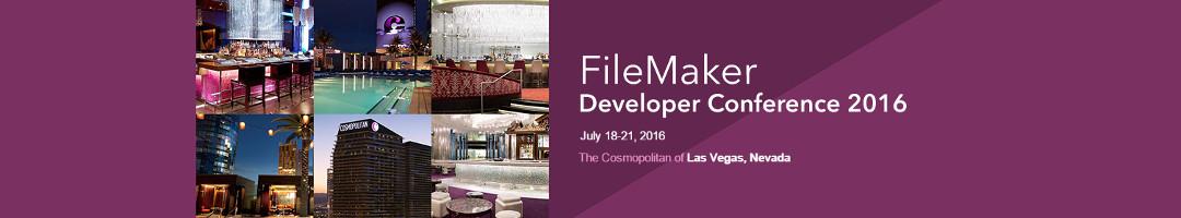 FileMaker DevCon 2016