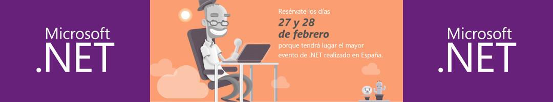 dotNet Spain Conference 2016