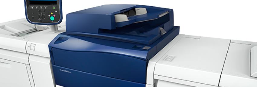 """Versant 80"""" de Xerox"""