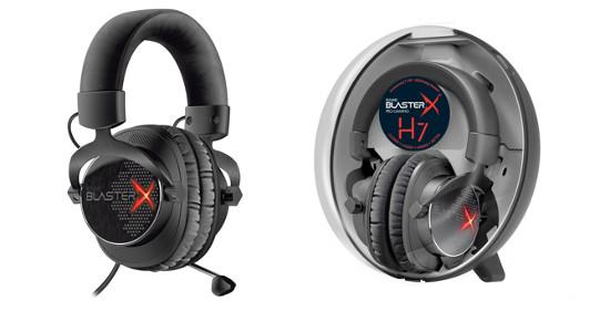 Creative Sound BlasterXH7