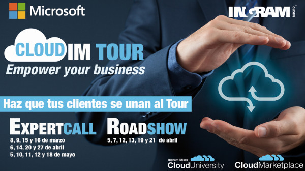 Ingram Micro CLOUDIM TOUR