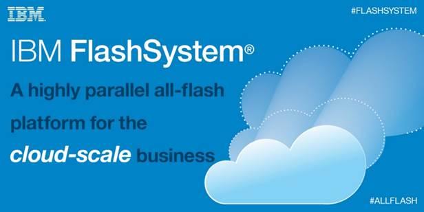 IBM Flash System almacenamiento