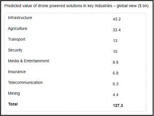 PwC Drones