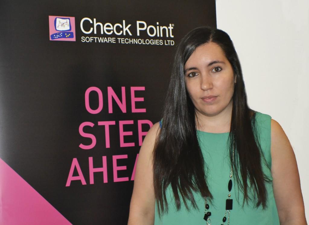 Sara Vidal es uno de los nuevos fichajes de Check Point anunciados.
