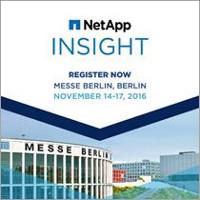 NetApp Insight 2016
