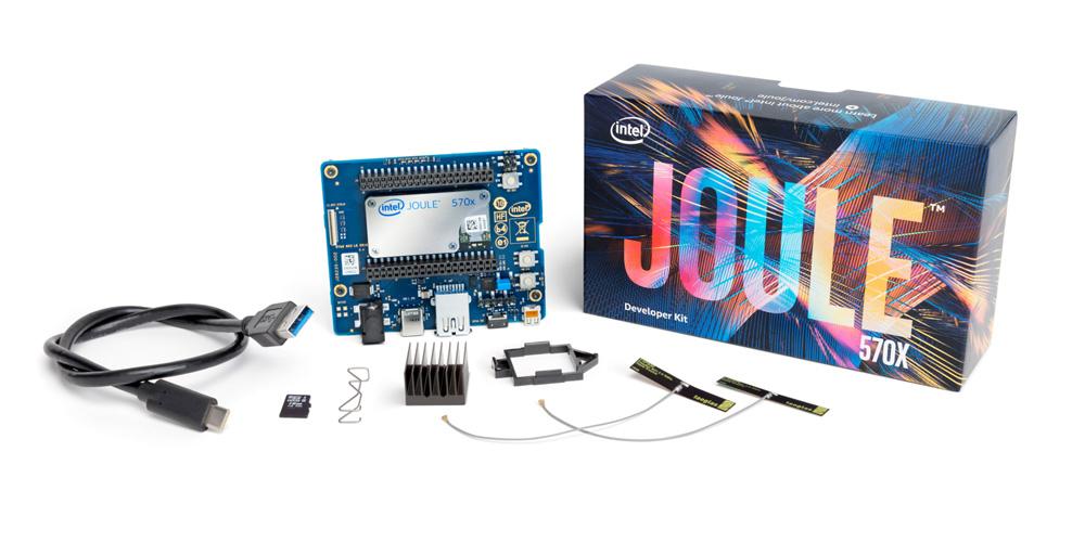 Intel Joule, el kit que podría suponer un antes y un después en los despliegues IoT