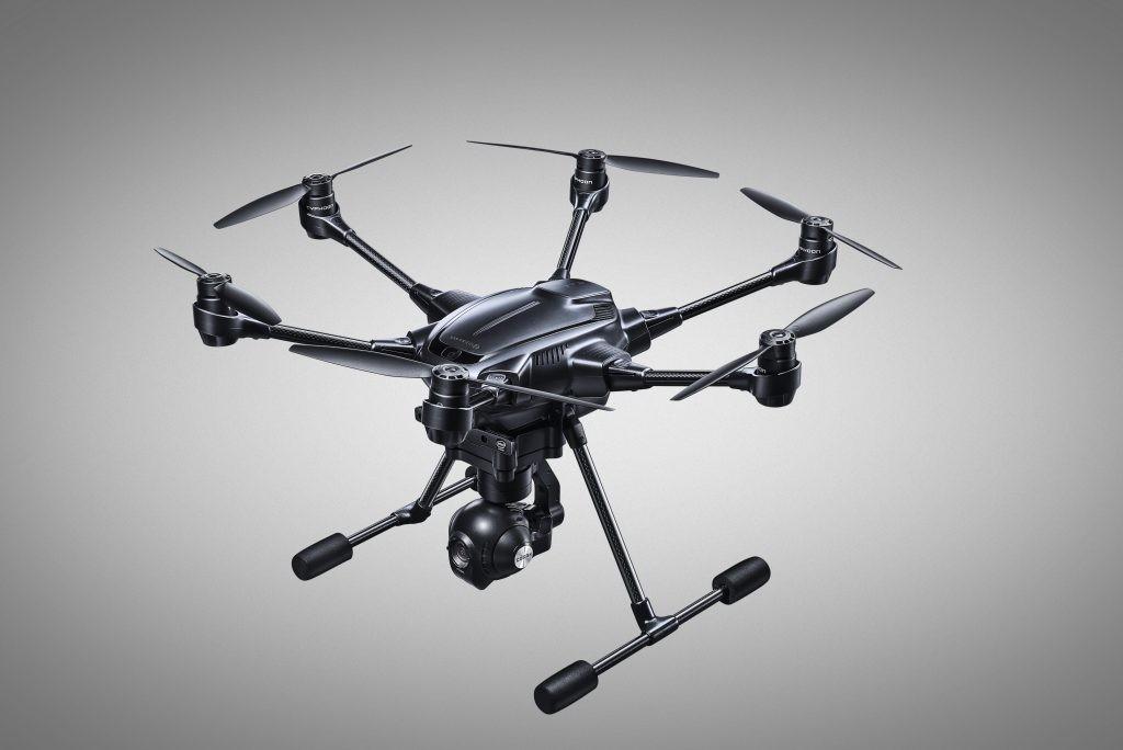 Yuneec Typhoon H, el primer drone que incorpora la tecnología Intel RealSense