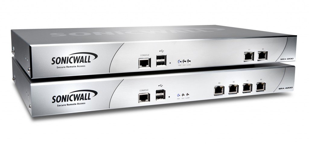 sonicwall Secure Mobile Access 1000 Series