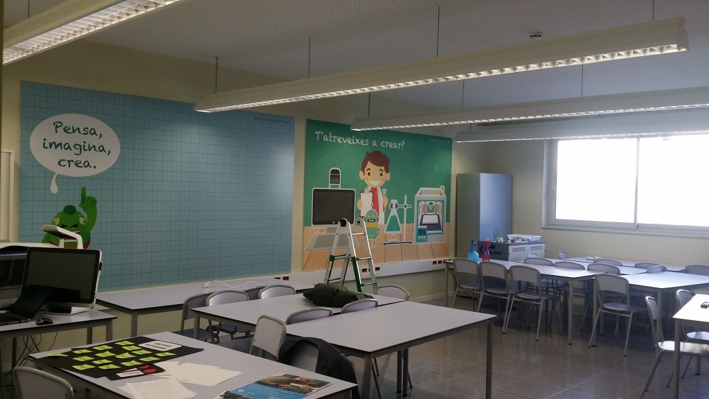 reinvent the classroom aula