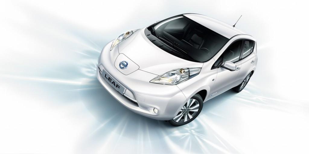 leaf nissan coches eléctricos