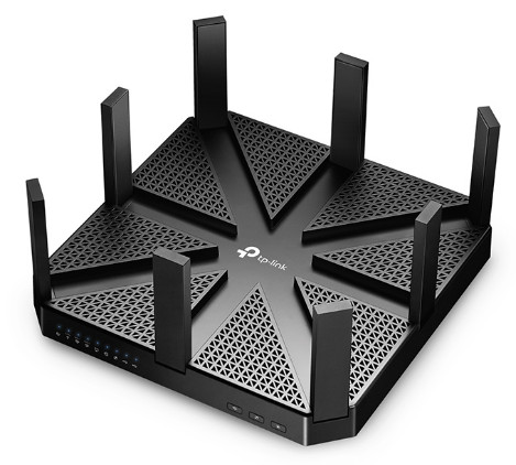 TP-Link Archer C5400 lateral