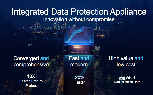 Dell EMC Integrated Data Protection Appliance (IDPA)